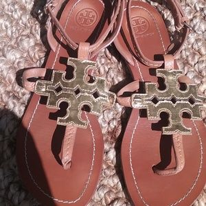 Beautiful Tory Burch Chandler Sandals